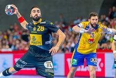 España lidera su grupo y despeja el camino en el Europeo de balonmano