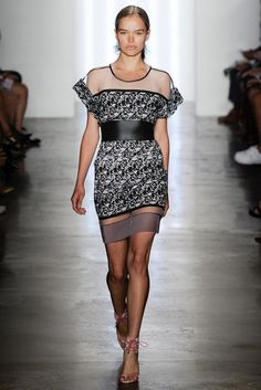 Ohne Titel Spring 2015 Ready-to-Wear - Collection - Gallery - Look 1 - Style.com