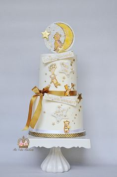 Twinkle Twinkle little Star by Sumaiya Omar - The Cake Duchess