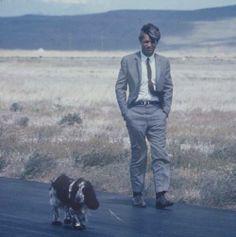 Robert Kennedy & Freckles