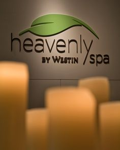 Serenity inside Heavenly Spa by @The Westin Beach Resort & Spa Fort Lauderdale