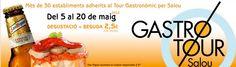 Gastrotour Salou 2012