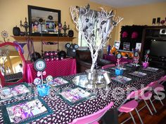 Alexis is thinking she wants a Monster High Theme Halloween Party
