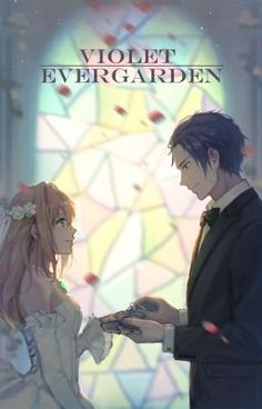 Violet Evergarden Anime Manga kawaii cute girl x boy love liebe Manga Anime, Film Manga, Anime Films, Disney Animation, Kyoto Animation, Fan Art Anime, Anime Love, Anime Violet Evergarden, Violet Evergarden Gilbert