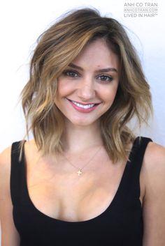 S H A G G Y  Cut/Style: Anh Co Tran • IG: @Anh Co Tran • Appointment inquiries please call Ramirez|Tran Salon in Beverly Hills at 310.724.8167. #dreamhair #fallhair2015 #fantastichair #amazinghair #anhcotran #ramireztransalon #waves #besthair2015  #livedinhair #coolhaircuts #coolesthair #trendinghair #model #movement #fallhaircut2015 #favoritehair #haircuts2015 #besthair #ramireztran #brunette #brownhair #blondehighlights