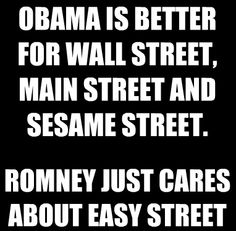 What street do you live on?  47% live on Main Street US of A.....