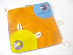 Items similar to PDF Pattern Felt Marble Maze Game Quiet Toy Travel Game on Etsy