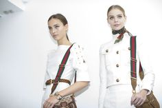 Gucci spring 2015 rtw - behind the scenes
