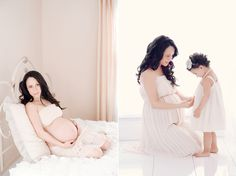 Mummy & Daughter Bump Session - Memories by Marie photography