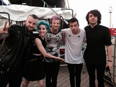 Paramore and Twenty One Pilots