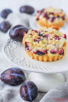 Pflaumenkuchen mit Streuseln - kleines Kuchenglück