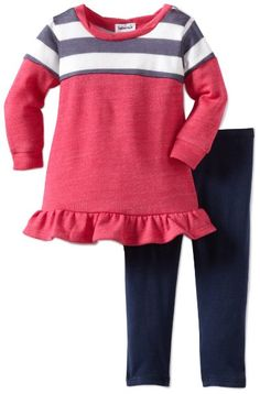 Amazon.com: Splendid Littles Baby-girls Infant Boston Active Tunic Set: Clothing