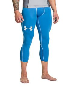Under Armour Mens UA Combine Training Compression190 Leggings XLarge ELECTRIC BLUE >>> Find out more about the great product at the image link.(This is an Amazon affiliate link)