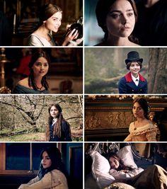 "Victoria (Jenna Coleman) in ""The Clockwork Prince."""