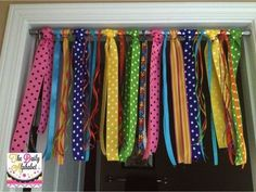 100th Day. It also looks great in a doorway. | 36 Clever DIY Ways To Decorate Your Classroom