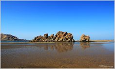 Yitti beach Sultanate of Oman