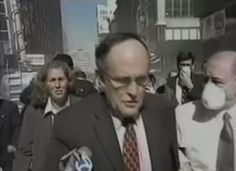 Former NYC Mayor Rudy Giuliani Forgets He Was There, Found the Picture
