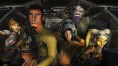 'Star Wars Rebels' to Premiere October 3 with 'Spark of Rebellion'
