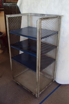 INDUSTRIAL FACTORY CART ON WHEELS WITH STORAGE SHELVES | INDUSTRIAL SHELVING $590
