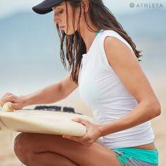 Athleta Summer 2014 LookBook  #powertotheshe