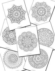 11 Best Mandala Images On Pinterest