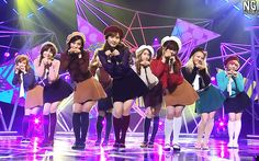 Girls' Generation - Dancing Queen, 소녀시대 - 댄싱 퀸, Music Core 20130105 - Google Search