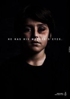 這34個超深刻的公益廣告真的達到了洗腦效果,讓我不敢再忽視一些社會問題了。% 照片