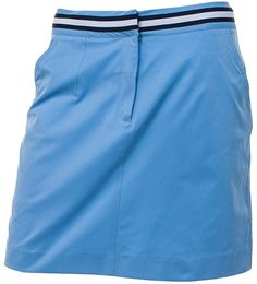 Tommy Hilfiger Golf Abigail Poly Ladies Golf Skort 7 colors | Golf4Her
