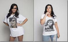 Reserva lança camisetas inspiradas na Gretchen
