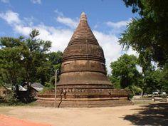 Bagan : Myinkaba Pagoda, Myanmar(Burma)