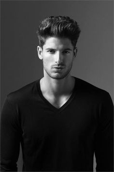 American Crew& New Collection: Images of Men& Hair - Inspiration - Modern Salon American Crew, Hair And Beard Styles, Long Hair Styles, Wavy Hair Men, Short Hair, Pompadour Hairstyle, Look Man, Man Images, Hair Photo