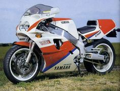 Yamaha FZR 750 R - OW 01 1989