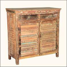Reclaimed Wood Cabinet Doors appalachian rustic reclaimed wood wardrobe cabinet armoire