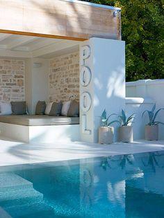 Die Stein Höhle Und Wasserfall Am Anderen Ende Dieser Pool Für ... 15 Designs Wasserfall Swimming Pool