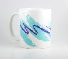 Funny Coffee Mug - Solo Jazz 90s Design - 11 Ounce Coffee Mug - Cute Gift - Tea Cup - 90's Nostalgia