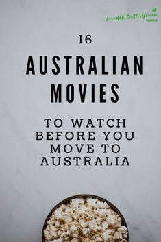 16 Australian Movies To Watch Before You Move To Australia 16 Australian Movies To Watch Before You Move To Australia _ Proudly South African In Perth Australia Visa, Moving To Australia, Perth Australia, Visit Australia, Australia Travel, Australia Movie, Australia Honeymoon, Coast Australia, Melbourne