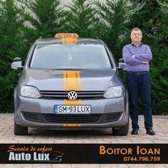 #AutoLUX #SatuMare #instructor #auto #permis #CatB #CatBE #VW #Golf6plus #SM93LUX #IoanBoitor