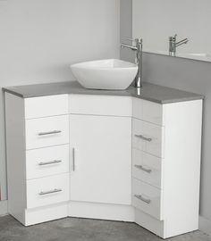 17 Small Bathroom Ideas With Photos  Small Bathroom Vanities Extraordinary Small Bathroom Corner Vanity 2018
