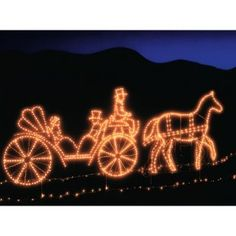 i want a victorian horse and carriage on my wall but not lights christmas horseschristmas yard artvictorian - Christmas Horse Yard Decorations