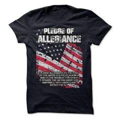 "FLAG DAY ""PLEDGE OF ALLEGIANCE"" - #flannel shirt #shirt hair. CLICK HERE => https://www.sunfrog.com/Political/FLAG-DAY-quotPLEDGE-OF-ALLEGIANCEquot.html?68278"