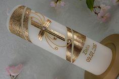 Taufkerze Kreuz gold Taufkerzen Kreuz gold 250x70 mm  Taufkerze Kreuz gold Original Design TKR68  Beschriftungsservice Taufkerze Kreuz gold:  Die abgebildete Beschriftung ist nur ein...
