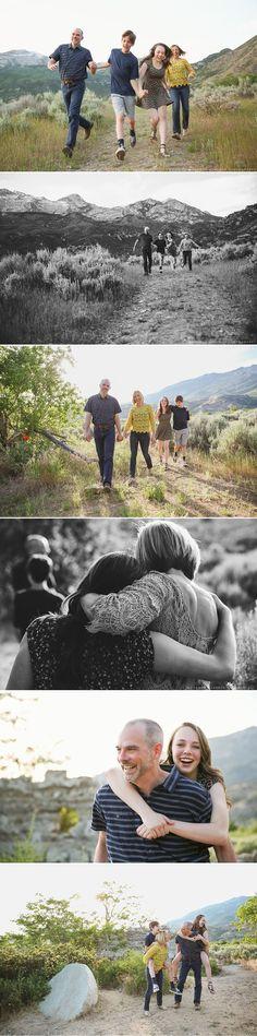 Summer Murdock Photography Salt Lake City Photographer Family Photography with Teens