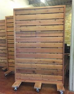 This would be great for creating movable walls and a place to hang clothes!   Image result for outdoor shop retail background display