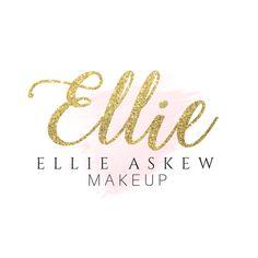Business Logo, Pink And Gold, Logo Design, Logos, Makeup, Instagram, Make Up, Face Makeup, Diy Makeup