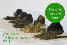Not sure which teas to choose? For $5 you will get 10 different high quality European teas.  www.dreamteaboutique.ca/tea/forsman-tea-samples-set.html