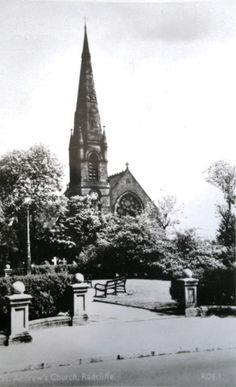 St Andrew's Church 1960