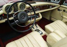 Mercedes-Benz 280 SE 3.5 Cabrio