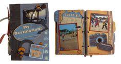My Destination Mini Album - Bo-Bunny