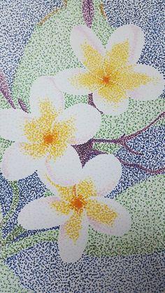 Indian Art Paintings, Colorful Paintings, Art Texture, Stippling Art, Mandala Art Lesson, Oil Pastel Art, Madhubani Art, Indian Folk Art, Art Drawings For Kids