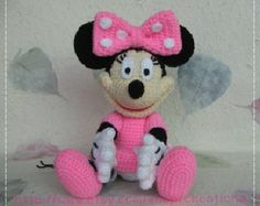 Mickey Mouse and the Gang PDF amigurumi crochet by Chonticha